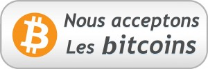 JPG Nous acceptons les bitcoins orange