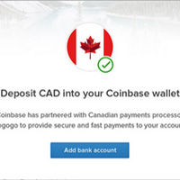 Coinbase au Canada