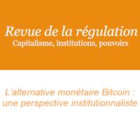 revue de la régulation