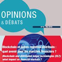 Blockchain et autres registres distribués