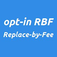 opt-in RBF
