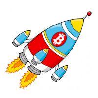 fusée bitcoin