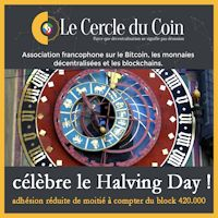 cercle halving