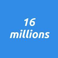 16millions