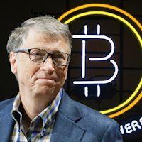 Bill gates investit dans le bitcoin