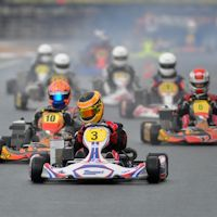 La Calmette,circuit de karting dans le Gard