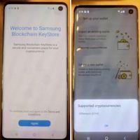 Un «crypto-wallet» dans le Galaxy S10 ?