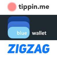 Tippin.me, Blue Wallet et ZigZag : la puissance du Lightning Network à la portée de tous