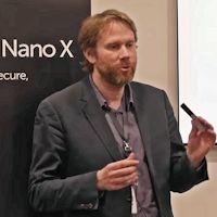 Vidéo : Eric Larchevêque présente le Ledger NanoX