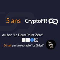 CryptoFR fête ses 5 ans
