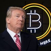 Donald Trump : «I am not a fan of Bitcoin»
