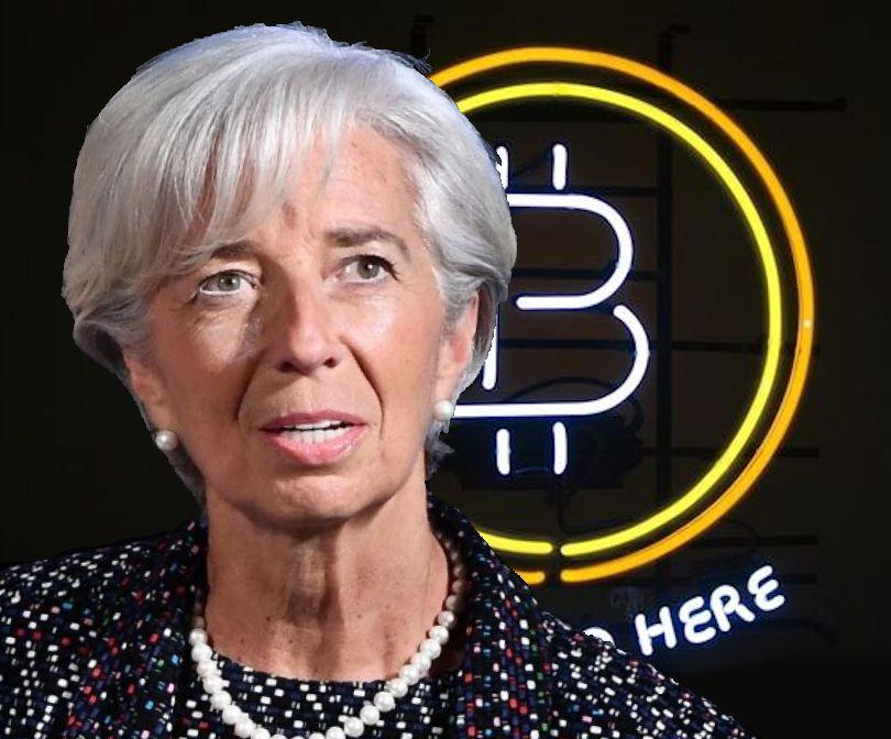Christine Lagarde : La BCE devrait suivre de près l'évolution des « crypto-actifs »