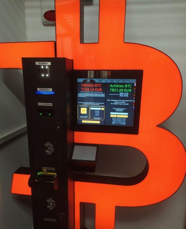 În România există mai multe bancomate de bitcoin decât în China